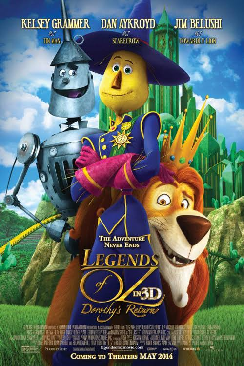 Legends of Oz: Dorothy's Return-Legends of Oz: Dorothy's Return