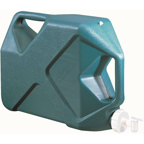 Reliance Jumbo-Tainer Rigid Water Container - Jerry Can, 7gal