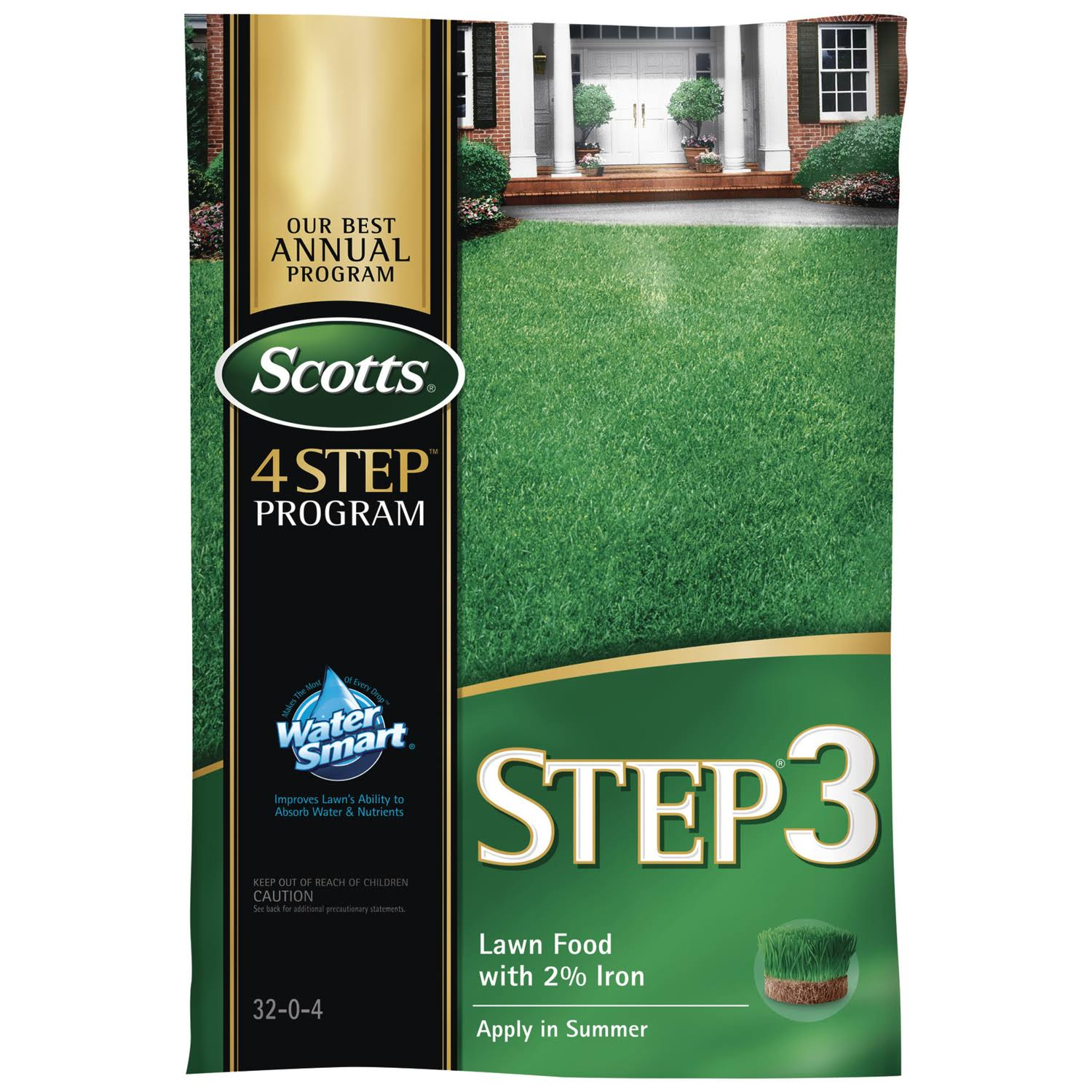 Scotts Lawnpro Step 3 Lawn Food