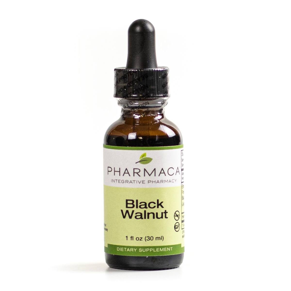 Holly Hill Health Foods Black Walnut Supplement - 1oz