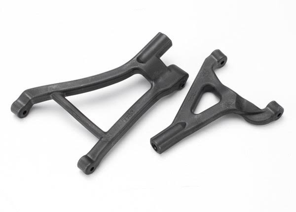 "Traxxas Right Front Slayer Suspension Arm Set - 4"" x 4"""