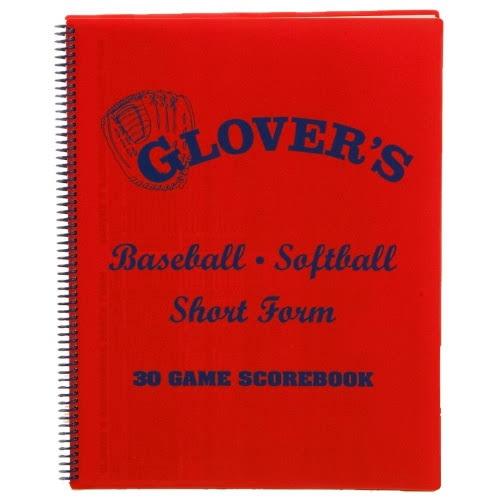 Glover Short Form Scorebook