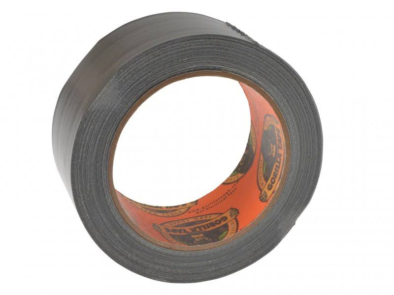 Gorilla Tape - Black, 48mm x 32m