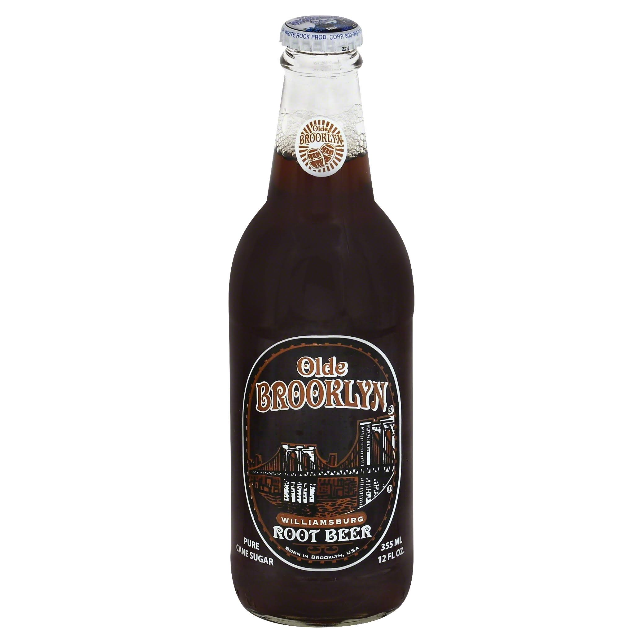 Olde Brooklyn Root Beer