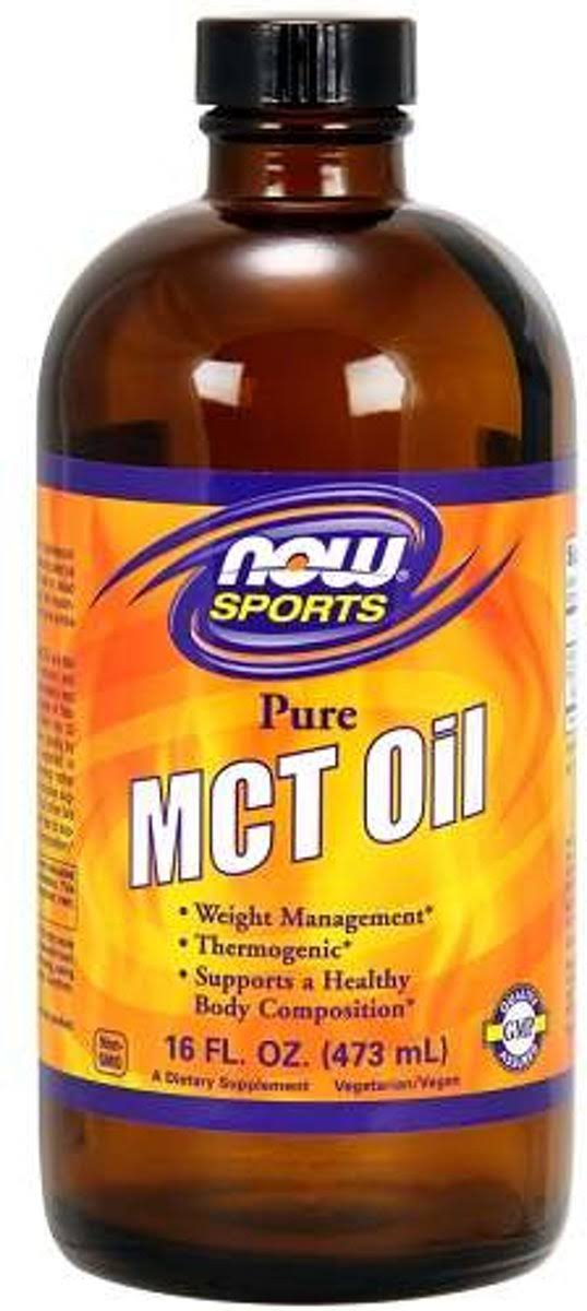 Now MCT Oil, Pure - 16 fl oz