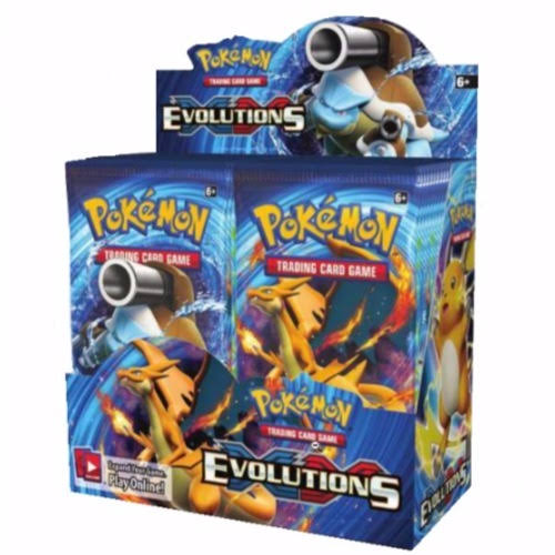 Pokemon Evolutions Trading Card Game