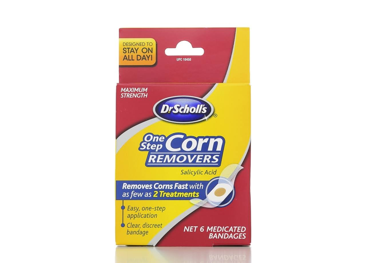 Dr. Scholl's OneStep Corn Removers