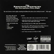1979 The Smashing Pumpkins Tab by Smashing Pumpkin Aeroplane Flies High 6 Cd Dvd Combo Deluxe