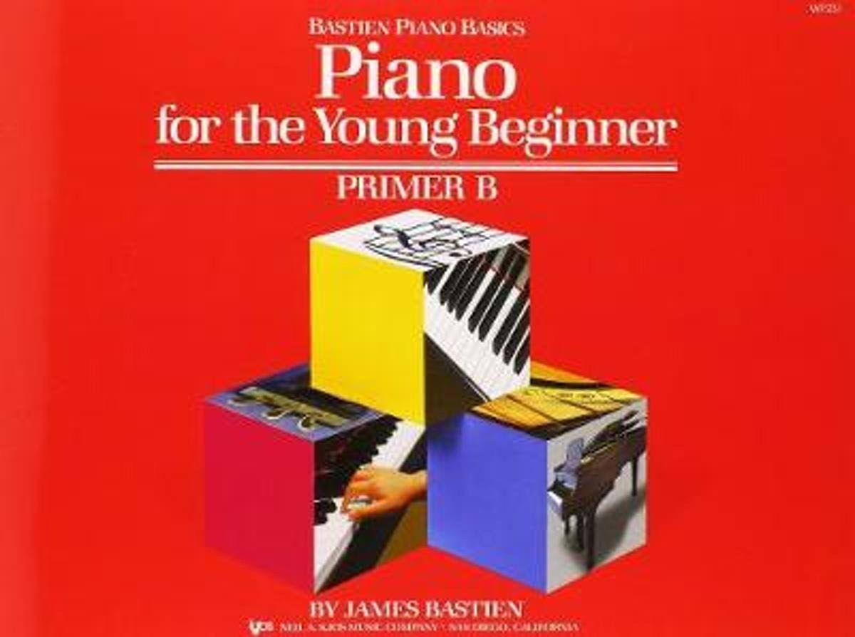 Piano for the Young Beginner: Primer B - James Bastien and Jane Smisor Bastien