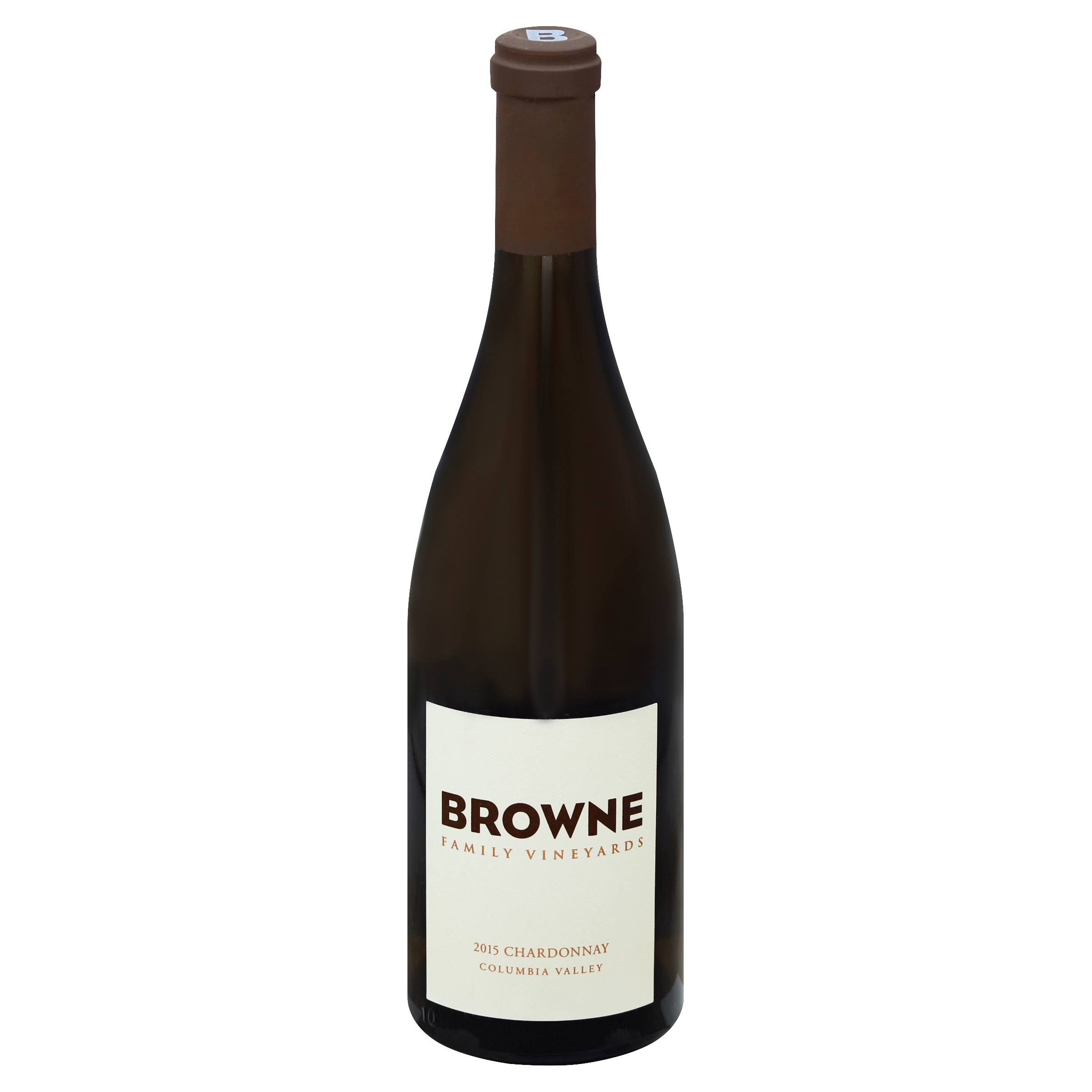 2012 Browne Family Chardonnay - Columbia Valley