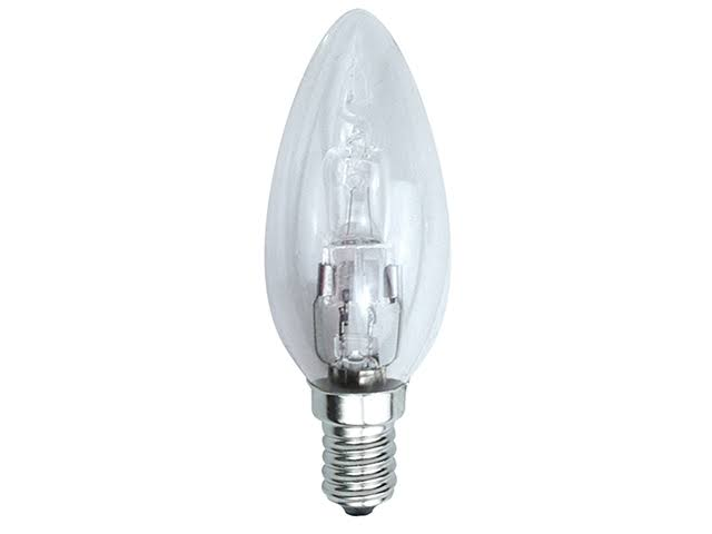 Eveready ECO Halogen Candle Light Bulb - 42W