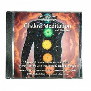 Chakra Meditation With Hemi-Sync CD - Monroe Products
