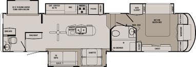 5th Wheel Toy Hauler Floor Plans by Redwood Rv Rv Business