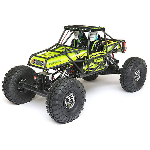 Losi Night Crawler SE 1/10 4WD Rock Crawler RTR - Green