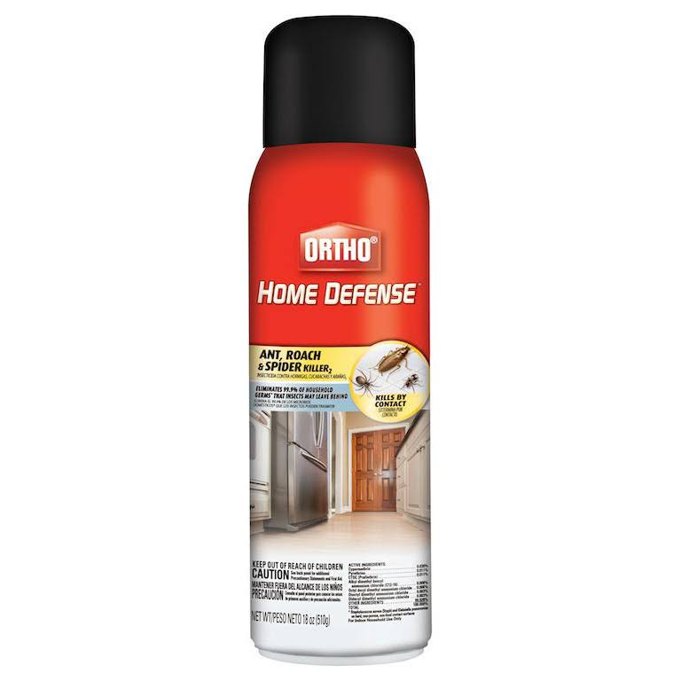 Ortho Home Defense Ant and Roach Killer - 16oz