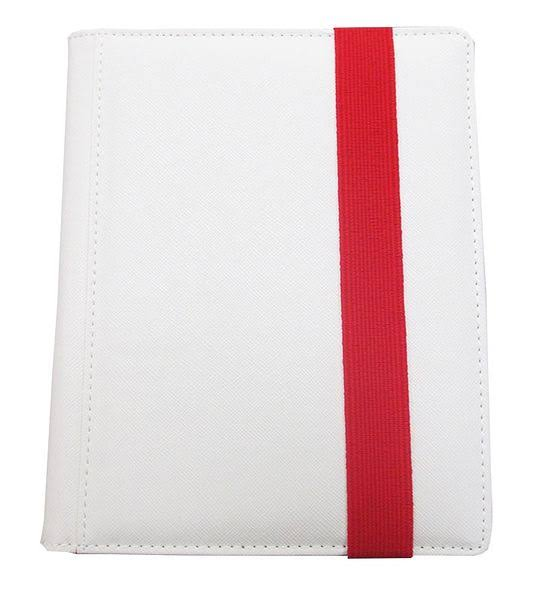 Dex 4 Pocket Binder - White