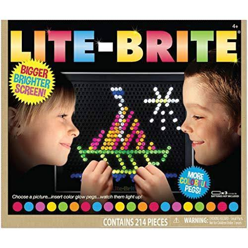 Lite Brite Magic Screen Retro Style Toy