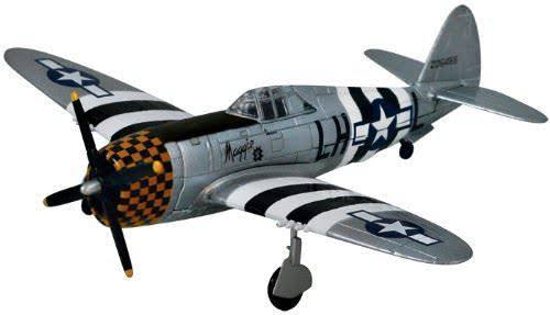 Smithsonian Museum Replica Series P-47 Thunderbolt - 1/48 Scale