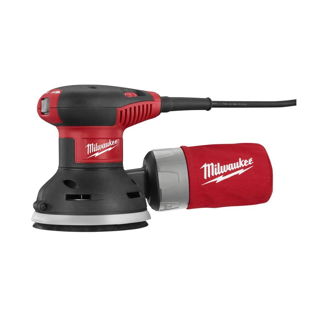 Milwaukee 602121 Random Orbit Palm Sander