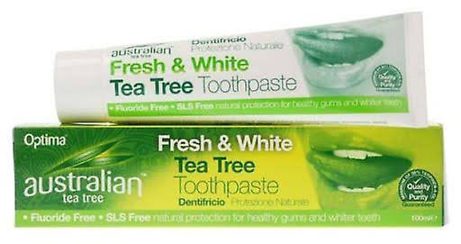 Australian Tea Tree -Fresh & White Toothpaste 100ml