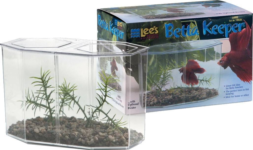 Lee's Aquarium Betta Hex Kit