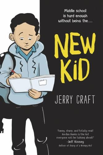 New Kid [Book]