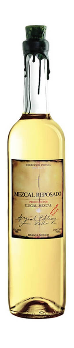 Ilegal Mezcal Reposado - 750ml