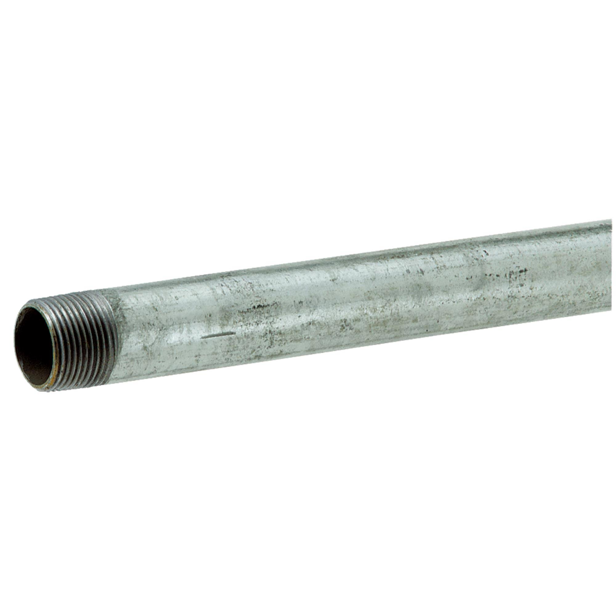 "Southland Galvanized Pipe - 3/4"" x 18"", Threaded"