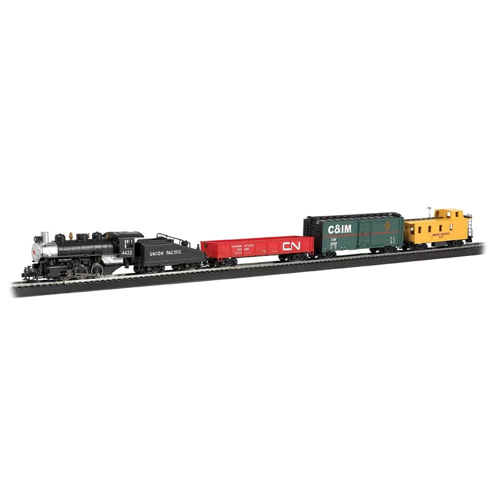 Bachmann Trains Pacific Flyer Ready to Run Ho Scale Train Set