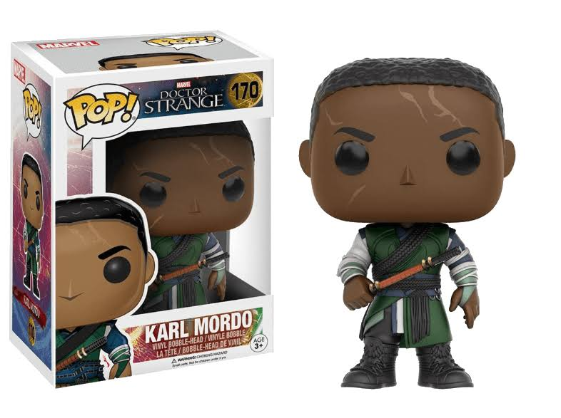 Funko Pop! Doctor Strange Karl Mordo Figure