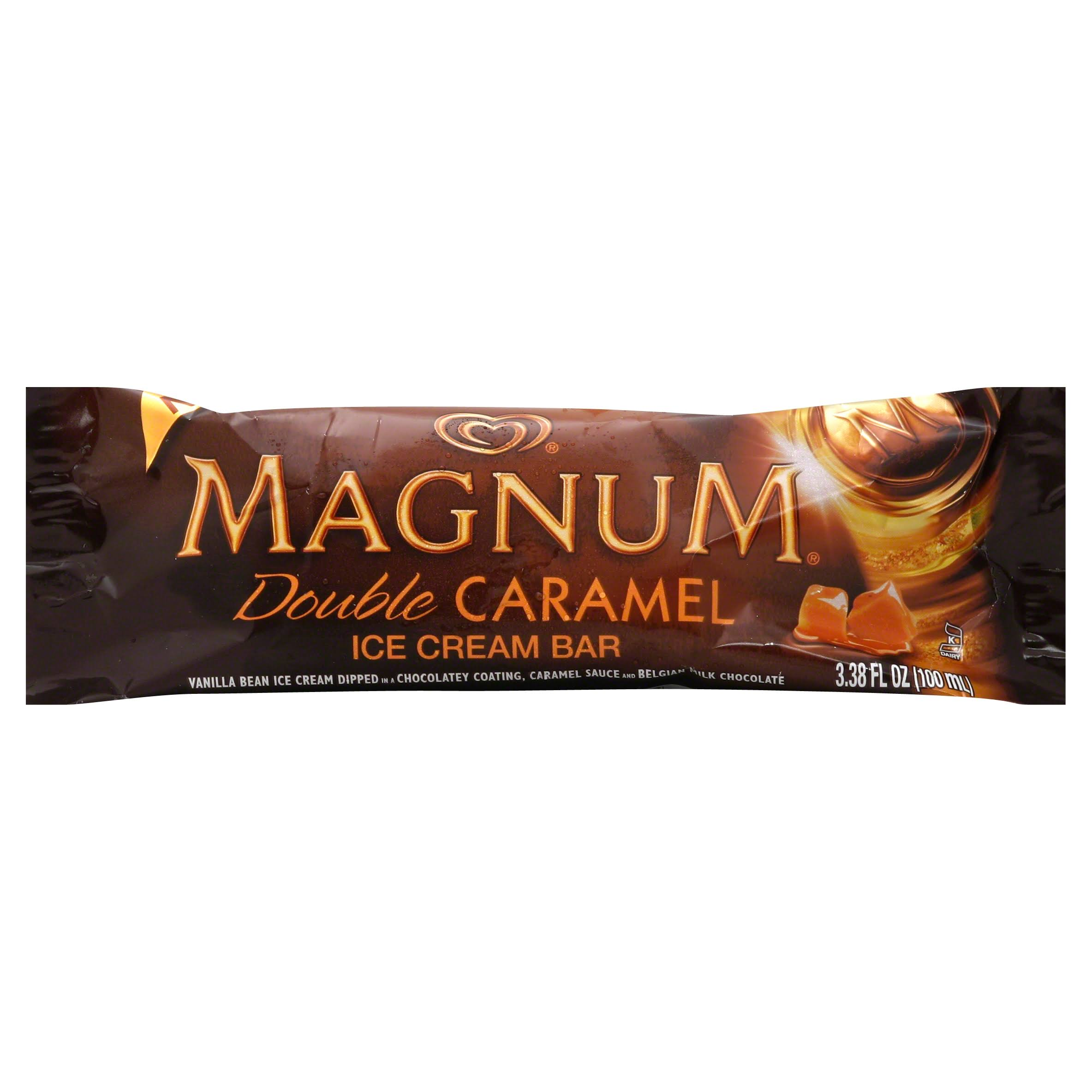 Magnum Ice Cream Bar - Double Caramel