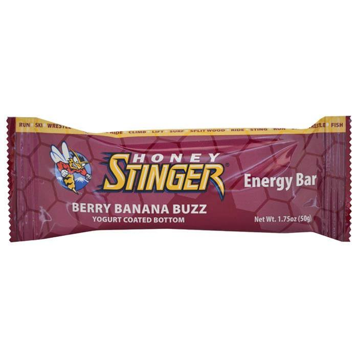 Honey Stinger Energy Bar - Berry Banana Buzz