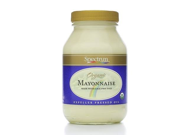 Spectrum Naturals Organic Mayonnaise - 32 fl oz jar