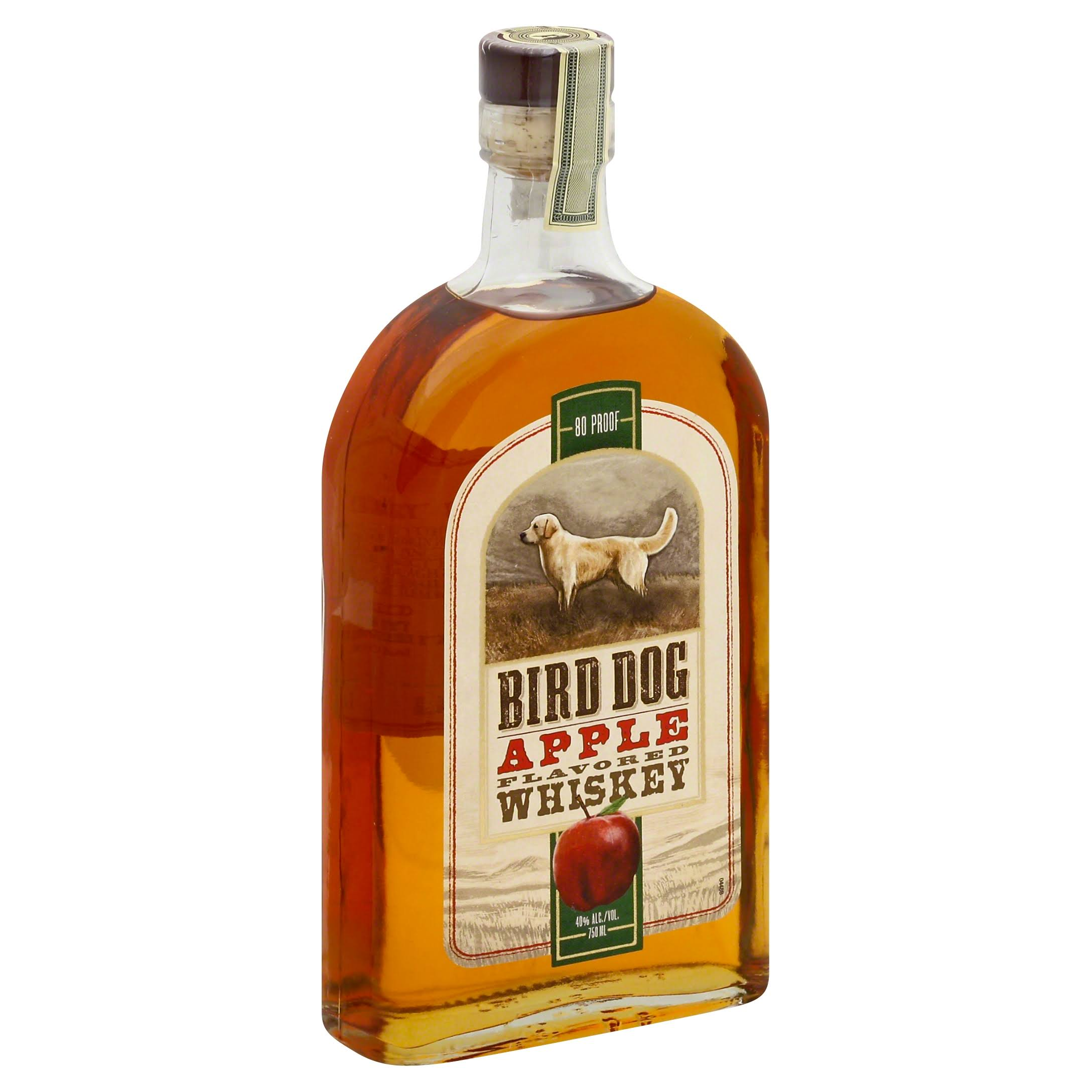 Bird Dog Apple Flavored American Whiskey