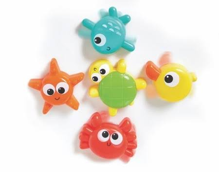 Kidoozie Spin 'N Play Sea Friends