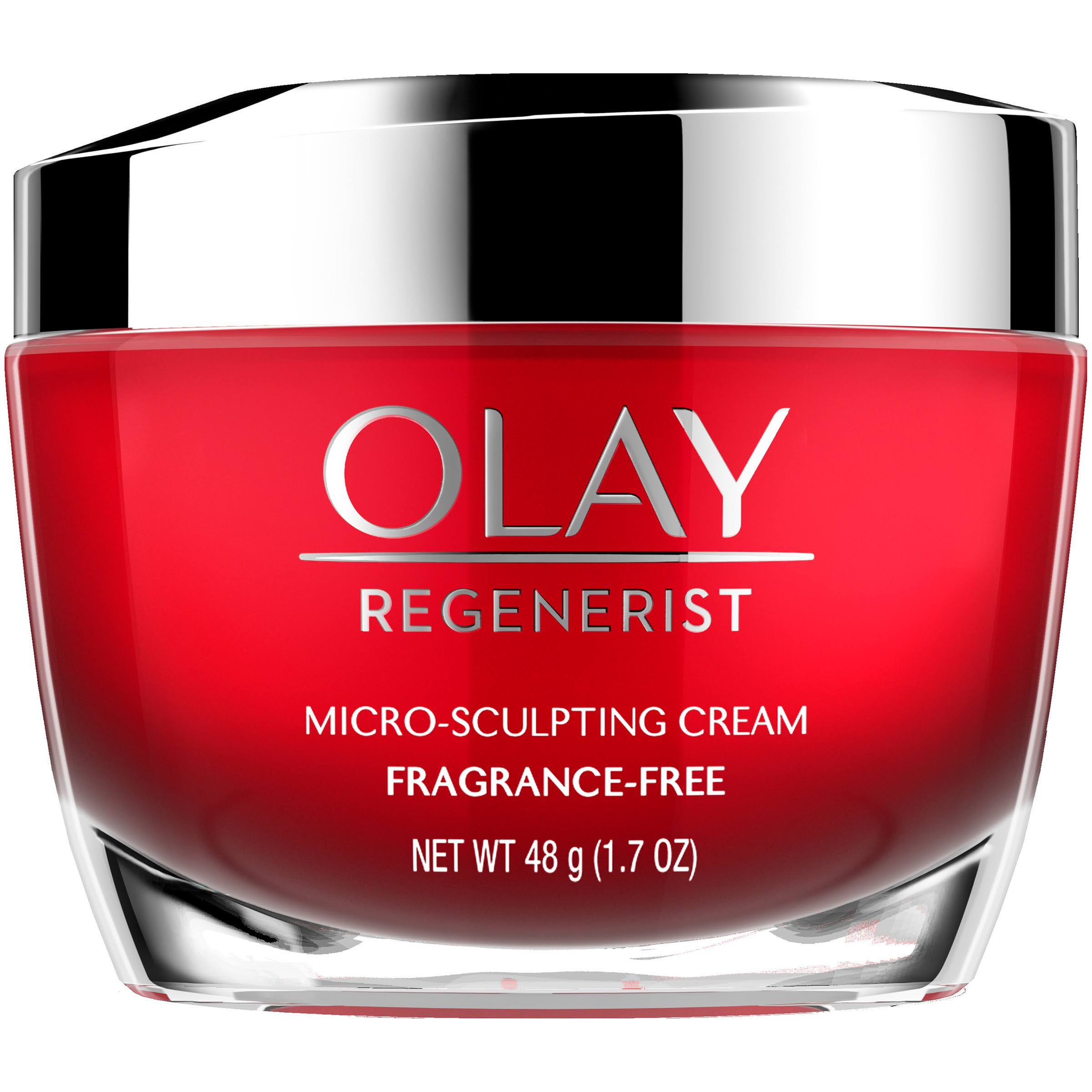 Olay Regenerist Advanced Anti Aging Micro Sculpting Cream - 1.7oz