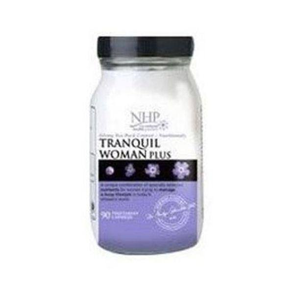 Natural Health Practise Tranquil Woman Support - 90 Capsules