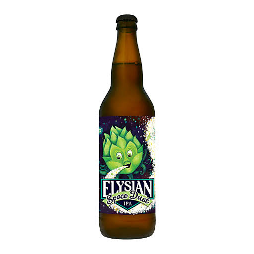 Elysian Brewing Space Dust Ipa - 22oz