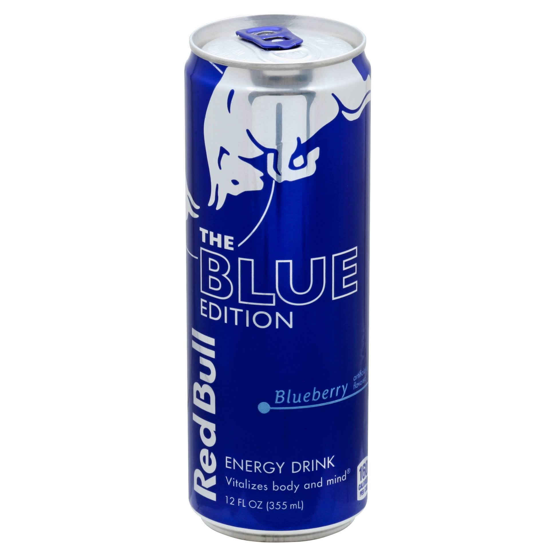 Red Bull The Blue Edition Energy Drink - Blueberry, 355ml