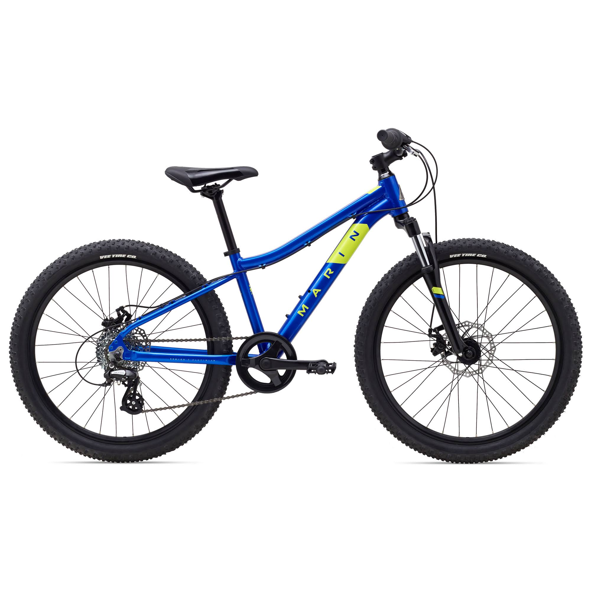 "Marin Bayview Trail 24"" Kids Bike"