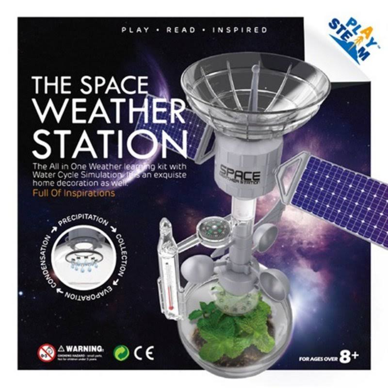 PlaySteam The Space Weather Station Learning Kit