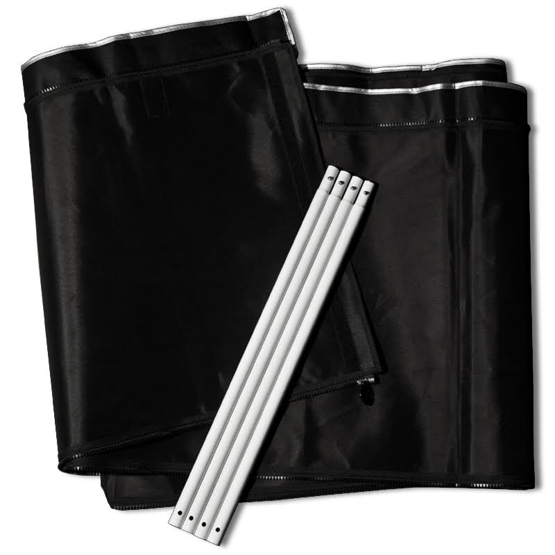 Gorilla Grow Tent 2' Extension Kit, 4x4
