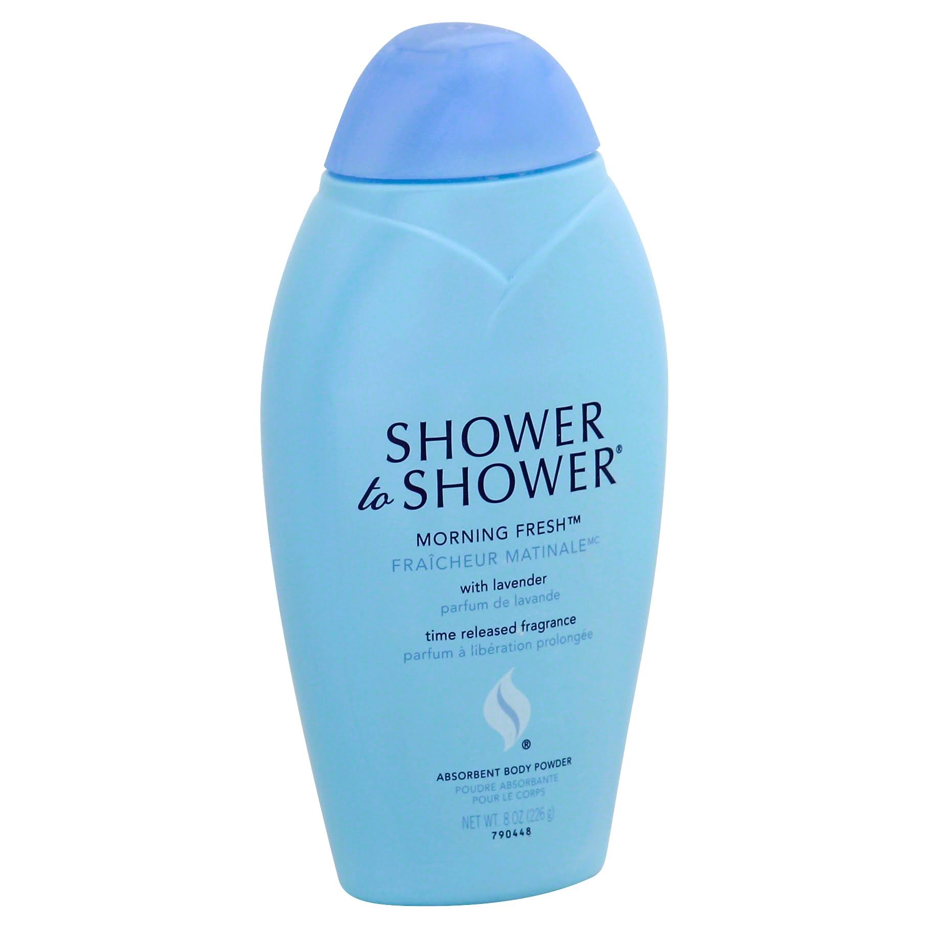 Shower To Shower Morning Fresh Absorbent Body Powder - Lavender