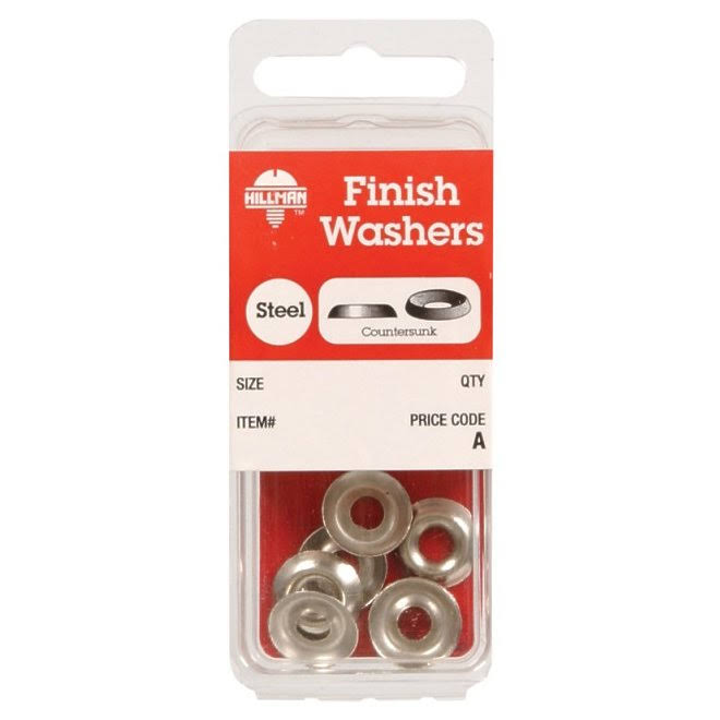 The Hillman Group 6673 Finish Washer
