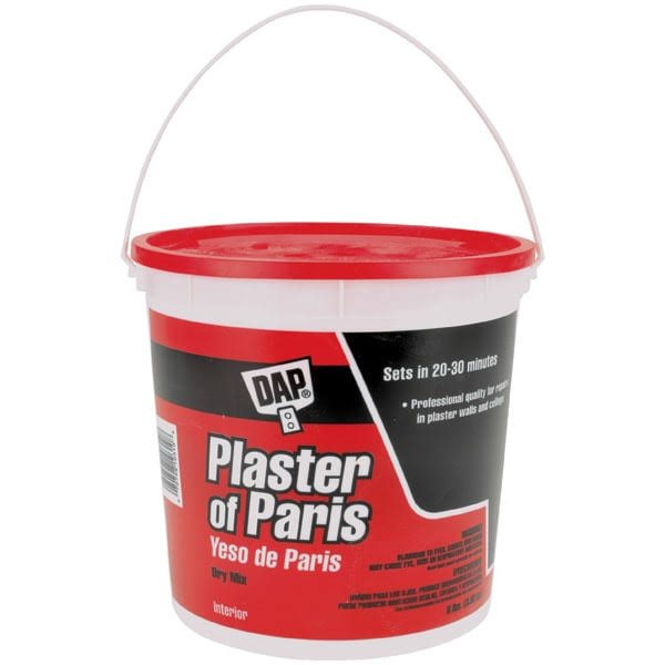 Dap Plaster Of Paris - White