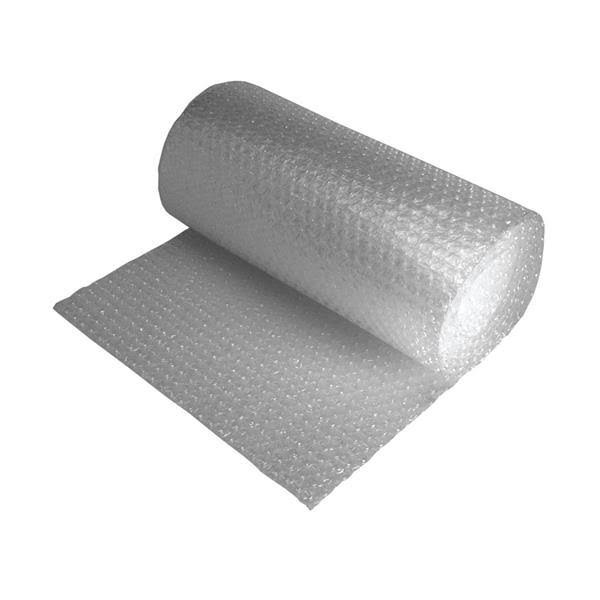 Jiffy Bubble Wrap Roll - Clear, 600mmx25m