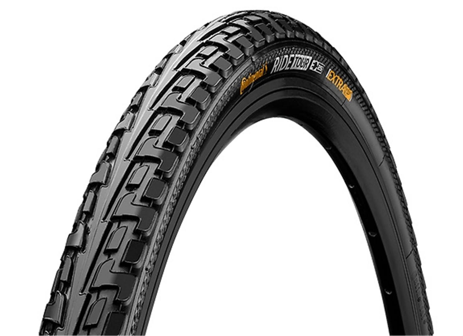 Continental Ride Tour Tyre Black