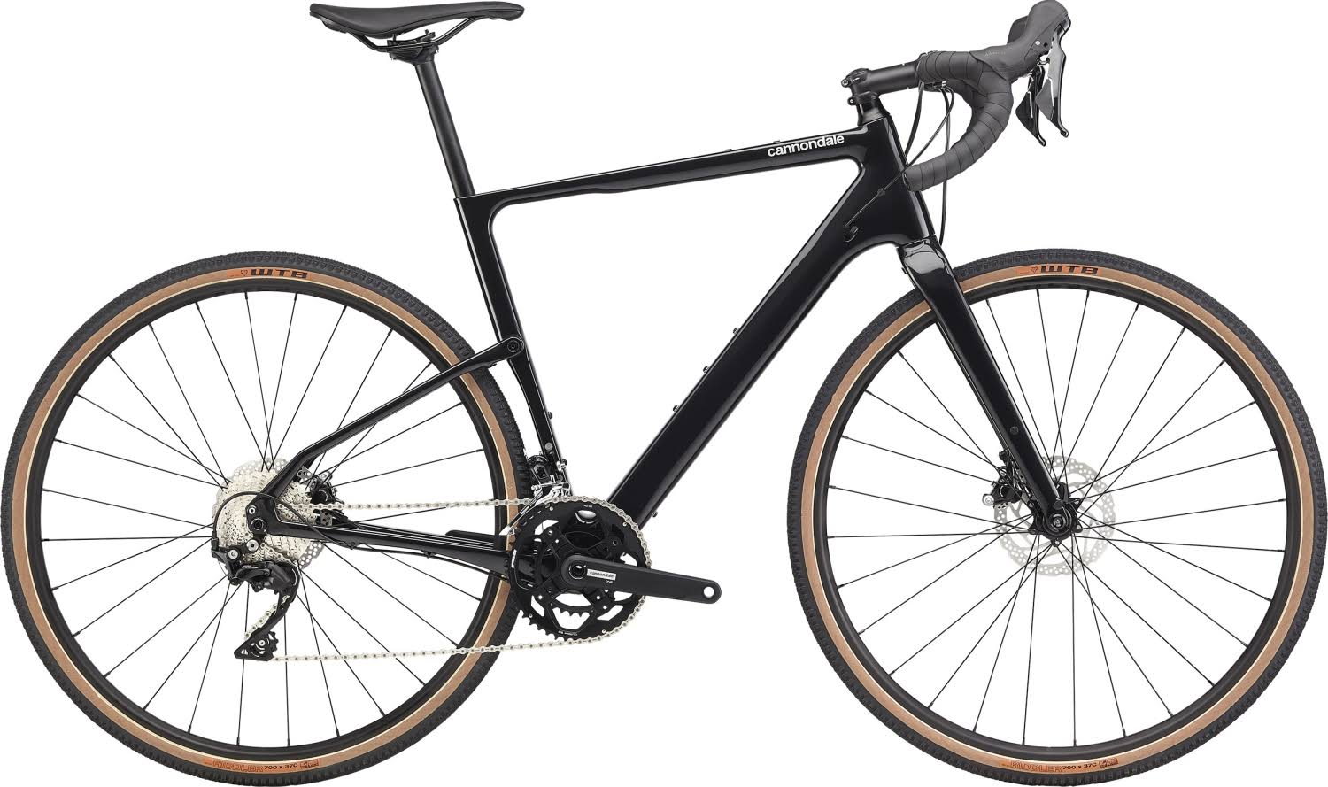 Cannondale Topstone Carbon 105 2020 Gravel Bike Black