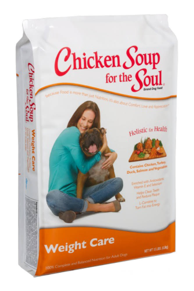 Chicken Soup for the Soul Adult Weight Care Dry Dog Food - 30lb