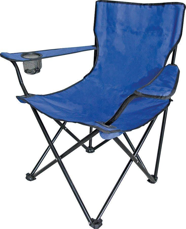 Mintcraft Gb7230 Camping Chair - With Bag, Blue